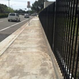Patterson Sidewalk
