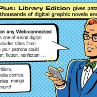 Library comic