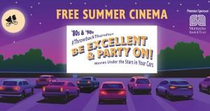 UCSB Summer Cinema poster